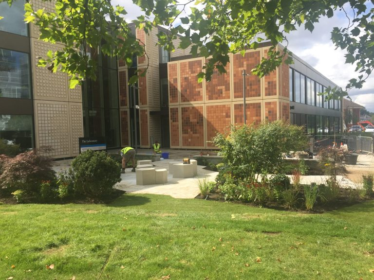 Dulwich College Memorial Garden