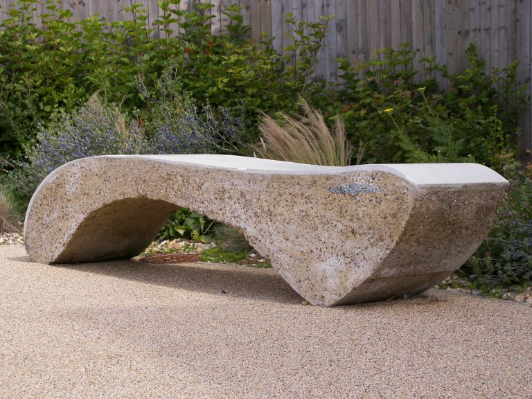 Ropetackle Bench, Seaford, East Sussex